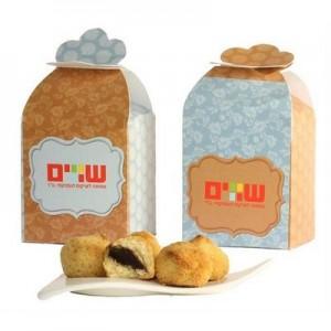 תרומה לקהילה - מארז עוגיות שווים - שיתוף פעולה עם עמותת שווים