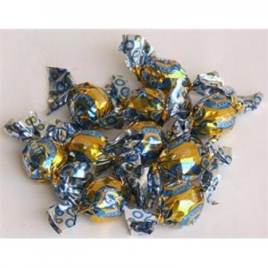תפזורת שוקולד פרלינים