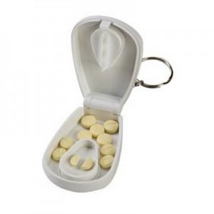 יונו - קופסא לחיתוך ואחסון כדורים עם מחזיק מפתחות