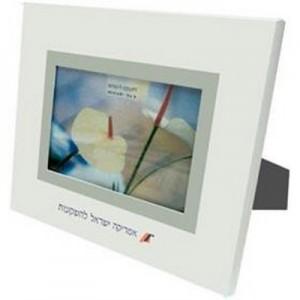 דובר - מסגרת לתמונה ממתכת וזכוכית