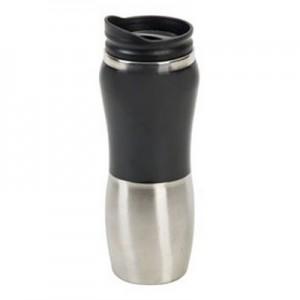 """נירופלסט - כוס שתיה טרמית 450 מ""""ל"""