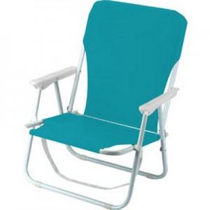 """אמאלפי - כיסא מתקפל עם כיס ורצועת נשיאה, עד 100 ק""""ג"""