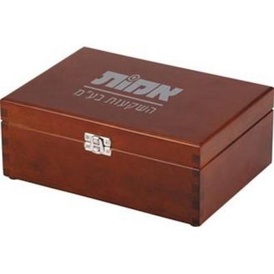 מיסטיק - קופסת עץ מהודרת