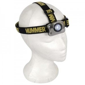 פנס ראש רב עוצמה HEAD LED HUMMER