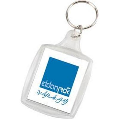 אודסה - מחזיק מפתחות שקוף גדול לתמונות