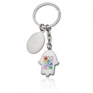 חושן - מחזיק מפתחות ממתכת
