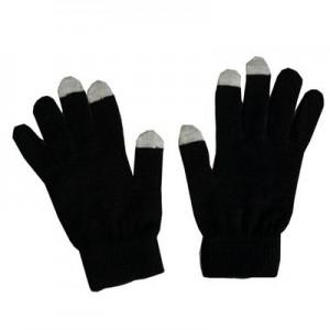 גלוב - זוג כפפות טאצ' עשויות צמר
