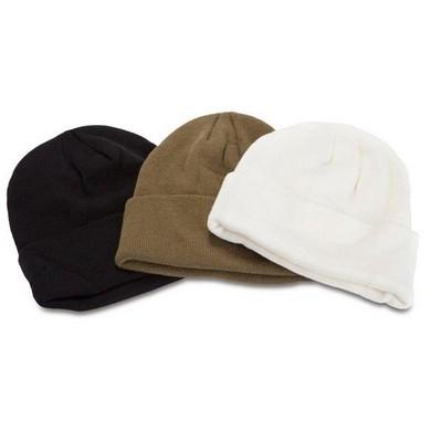 חורף - כובע צמר כפול