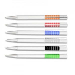 אירוס - עט כדורי עם שילובי מתכת