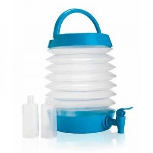 קמפר - מיכל מים מתכוונן למספר מצבים