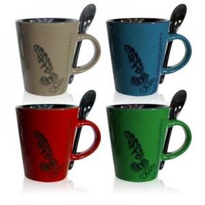 ארטה - סט קפה מעוצב 8 חלקים