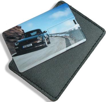 דיסק און קי בצורת כרטיס אשראי 8GB