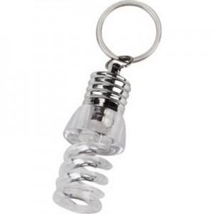 """לינקס - פנס LED לבן עם מחזיק מפתחות, 5X2.3 ס""""מ"""