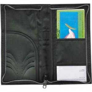 אקזיט - ארנק לכרטיסי טיסה, דרכון, כרטיסי ביקור, בד ניילון