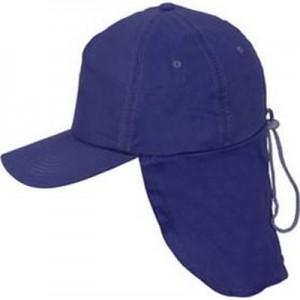 ליגיונר - כובע כותנה עם הגנה לעורף מפני השמש