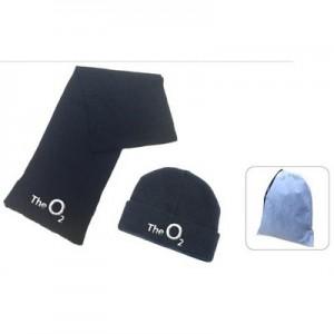 פולר - סט כובע וצעיף
