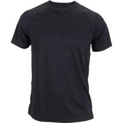סטארט - חולצת ריצה מנדפת מבד Dry-Fit