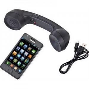 Bluetooth - שפופרת דיבור לטלפון נייד