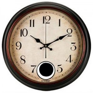 אקספדישן - שעון קיר עם מטוטלת