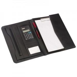 """פורום - מכתביה מהודרת (דמוי עור) עם מחשב 33x25 ס""""מ"""