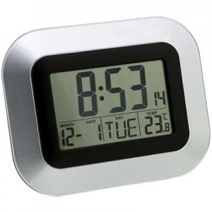 "שעון קיר/שולחני ""איימקס"" דיגיטלי  23x19 ס""מ"