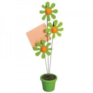 """מעמד פרחים לניירות ממו 25 ס""""מ"""