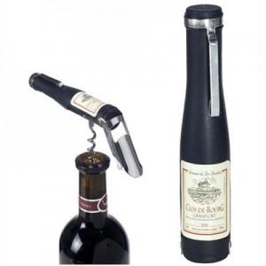 """פותחן  """"מלצרים"""" בעיצוב בקבוק יין"""
