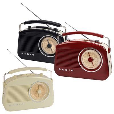 רטרו - מערכת סאונד איכותי , Bluetooth בשילוב רדיו