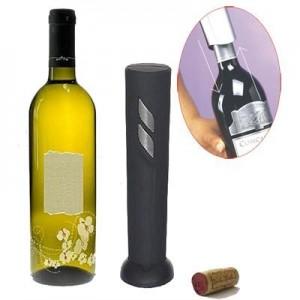 פותחן חשמלי (סוללות) מהודר לבקבוקי יין