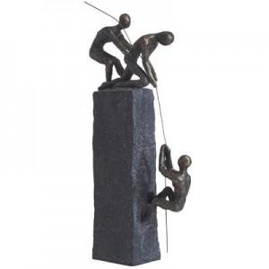 ביחד מנצחים - פסל אומנותי