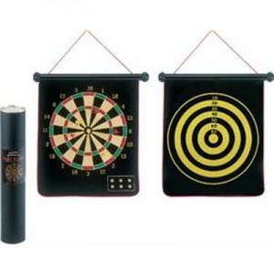 בול - קליעה למטרה, דו צדדי (שני משחקים), באריזת גליל קרטון