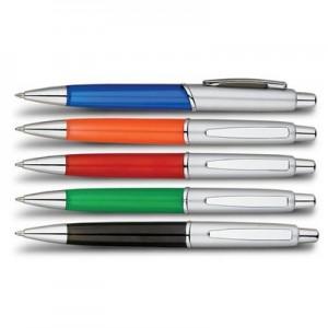 טוליפ - עט כדורי עם שילובי מתכת