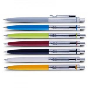 טורקיז - עט כדורי עשוי מתכת