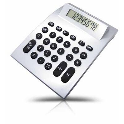 """איקס מיקס - מחשבון שולחני ענק 14.5X20 ס""""מ"""