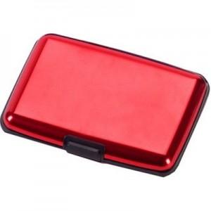 אפסום - קופסת אלומיניום לכרטיסי אשראי, רשיון נהיגה, כרטיסי ביקור