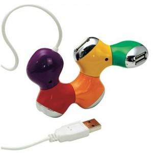 סנייק מפצל HUB USB
