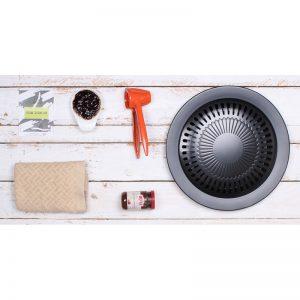 צלחת גריל למטבח