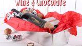 מארז יין בתבנית אפייה